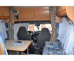 Vendo camper Challeger 309