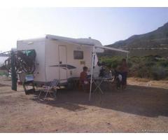 Camper usato clipper 20 2000 td