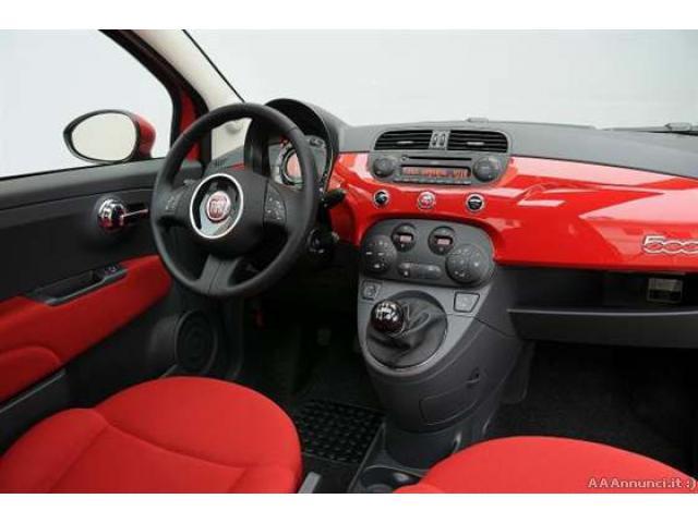 Kit Airbags per FIAT 500 (bianco/nero)