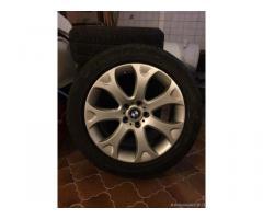 Cerchi Bmw X6-X5 e pneumatici invernali 255/50/19