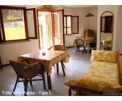 Appartamento 5/7 posti letto Fetovaia Elba