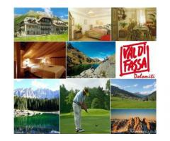 Offro Suite in Golf Hotel- Vigo di Fassa
