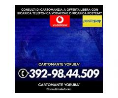 .*•.¸( *•.¸Studio di Cartomanzia Cartomante Yoruba'¸.•*´)¸.•*.