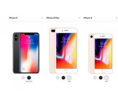 Smartphone IOS Apple iPhone 8 plus 64GB 256GB