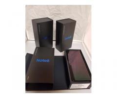 Originale Nuovo Samsung Galaxy Note 8 e S8 smartphone