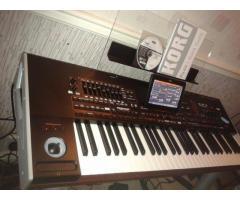 Korg Pa4X76 76Key / 2x Pioneer CDJ2000NXS2 + 1x DJM900NXS2