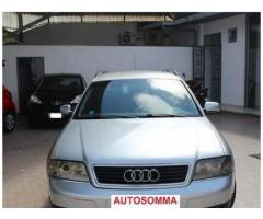AUDI A6 2.5 TDI CAT AVANT 150 CV AMBITION