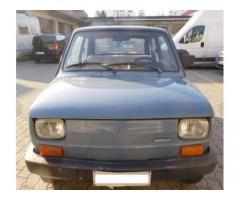 Fiat 126 - 1986