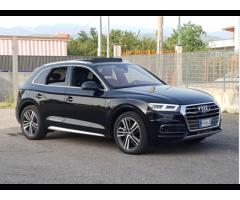 Audi q5 s-line sport plu