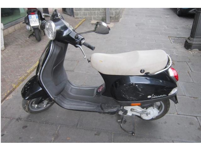 Piaggio Vespa 50 LX - 2008