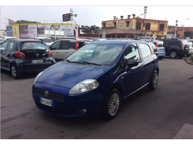 Fiat Grande Punto 1.2 Benzina - 2008