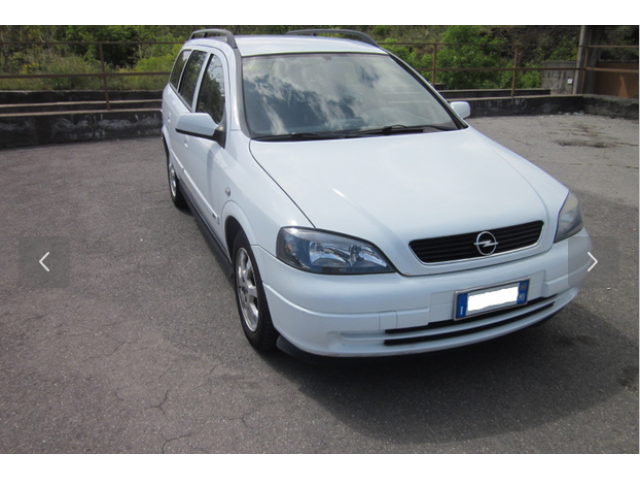Opel Astra 1.7 CDTI 80 CV,Cinghia Fatta,CLIMA,2004