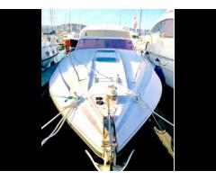Barca a motore cabinato 10 metri