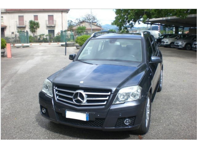 Mercedes-Benz GLK 220 CDi 4MATiC blueEFFICIENCY Au - 1/1