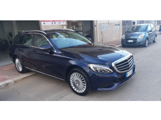 MERCEDES Classe C (W/S205) 220d - 2016 EXCLUSIVE