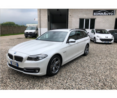 BMW 520 Touring Luxury Unico Proprietario 2013