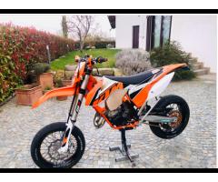 KTM 125 exc motard