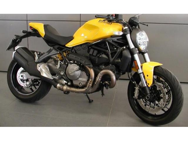 Ducati Monster 821 - 2018