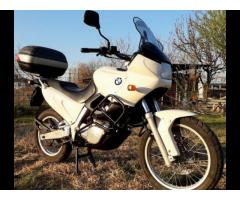 BMW F 650 - km 31.000, batteria nuova, gomme nuove