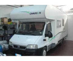 Camper ducato chausson welcome