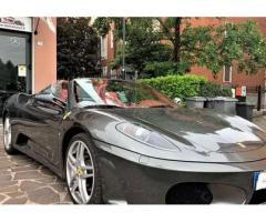 Ferrari F430 Spider F1 60th Anniversary