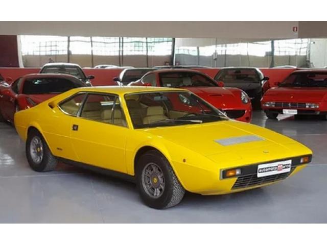 FERRARI Dino GT4 208 GT/4 - 1/7