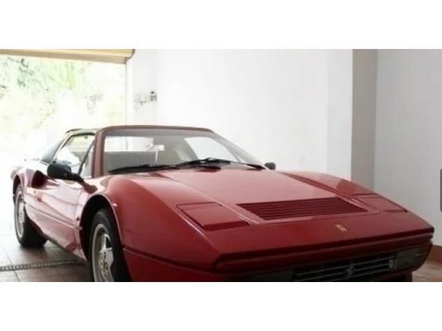Ferrari 328 GTS- CERTIFICATA-UNICO PROPRIETARIO- - 1/10