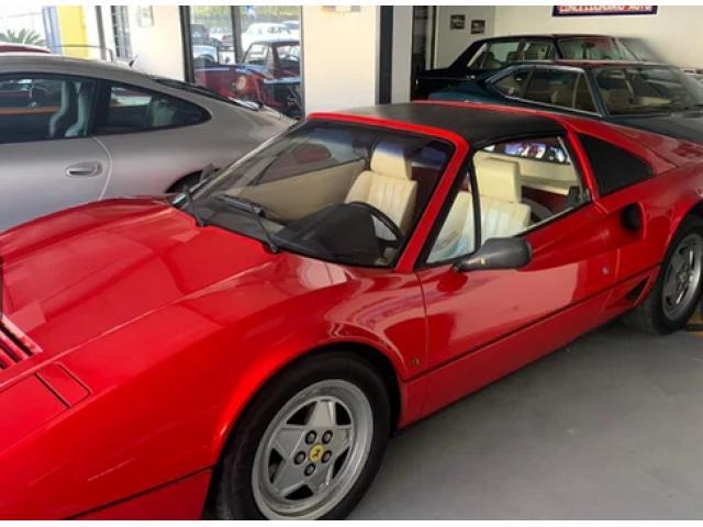 Esemplare unico di Ferrari 208 GTS Turbo Inter ABS - 1/5