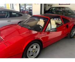 Esemplare unico di Ferrari 208 GTS Turbo Inter ABS - Immagine 1/5