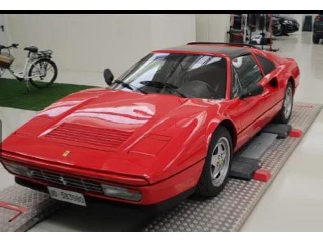 Ferrari 328 gts - pari al nuovo - 2/6