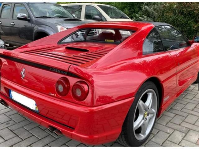 Ferrari F355 GTS Service Book - 2/6