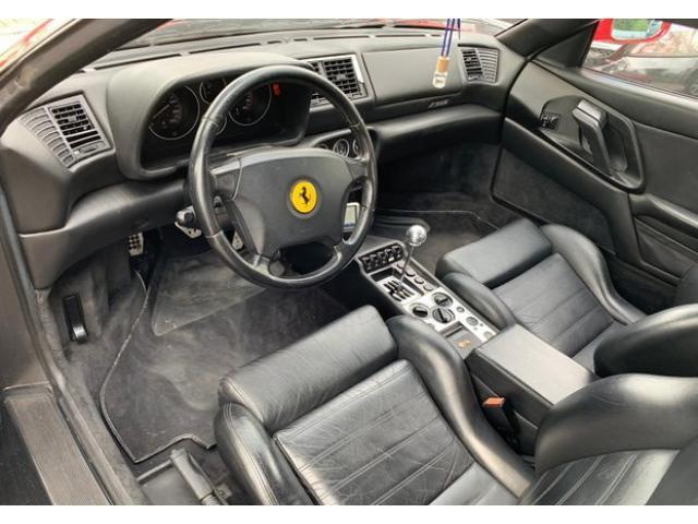 Ferrari F355 GTS Service Book - 4/6