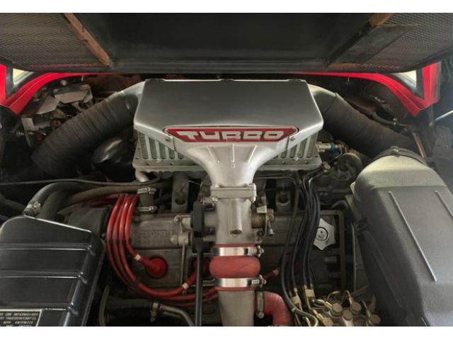 Esemplare unico di Ferrari 208 GTS Turbo Inter ABS - 3/5