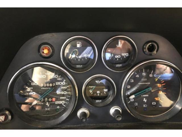 FERRARI 308 GTS da collezione solo 33000 km - 5/5