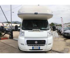 Camper FIAT MOBILVETTA 3.0cc diesel-2008