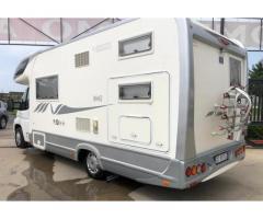 Camper FIAT MOBILVETTA 3.0cc diesel-2008 - Immagine 4/4