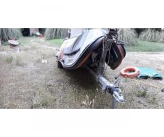Gommone con carrello e motore - Immagine 2/3