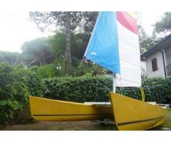 Catamarano felix 16 - Immagine 1/4