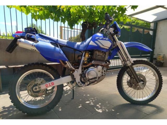Yamaha ttr 600 - 3/4