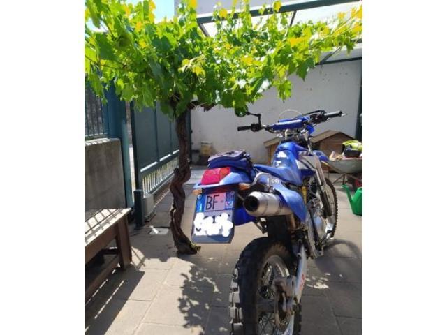 Yamaha ttr 600 - 4/4