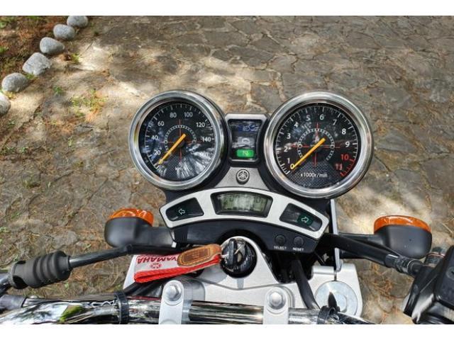 Yamaha ybr 250 - 3/4