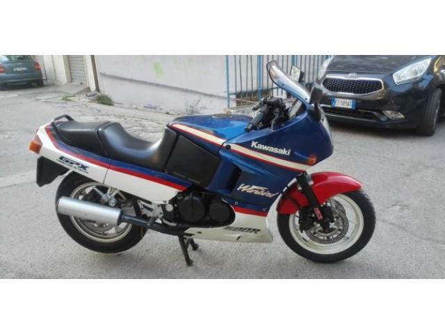 Kawasaki GPX 600 R Warbird - 1989 - 1/4