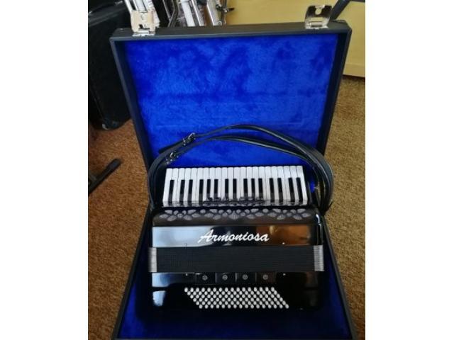 Fisarmonica Armoniosa Cooper fisa 96 bassi - 1/3
