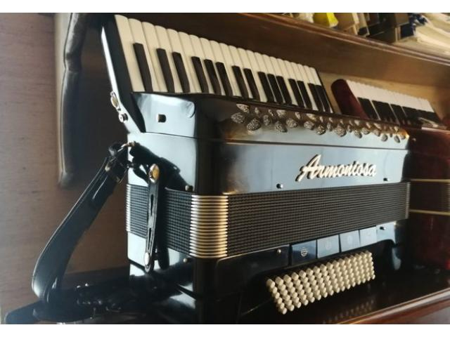 Fisarmonica Armoniosa Cooper fisa 96 bassi - 2/3