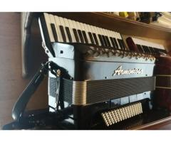 Fisarmonica Armoniosa Cooper fisa 96 bassi