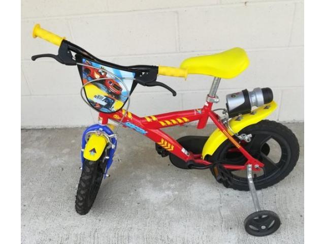 "Bicicletta bambino 14"" blaze - 1/4"