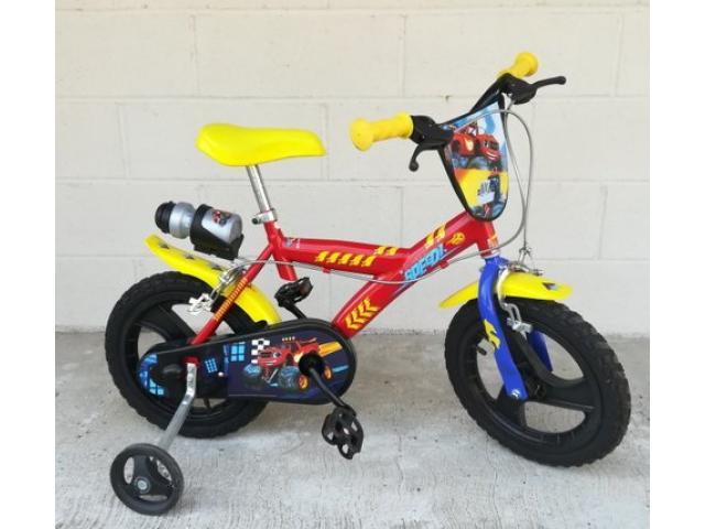 "Bicicletta bambino 14"" blaze - 2/4"