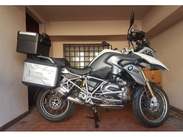 BMW R 1200 GS - 18000 km - Full Optional - 1/6