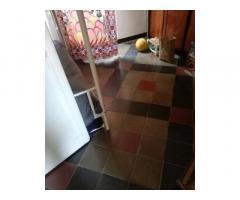 Appartamento con pertinenza 50mq + 36mq disposto
