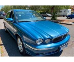 JAGUAR X-Type - 2002- 114 KW/ 155 CV